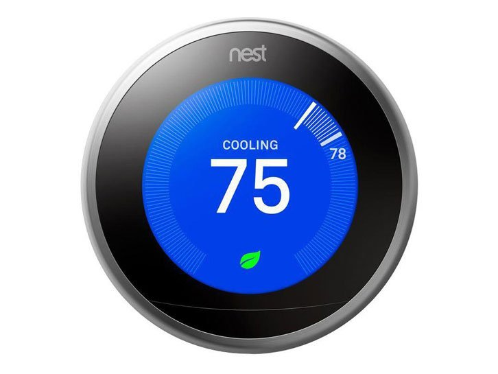 Nest Learning Thermostat Pro