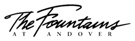 The Fountains at Andover logo