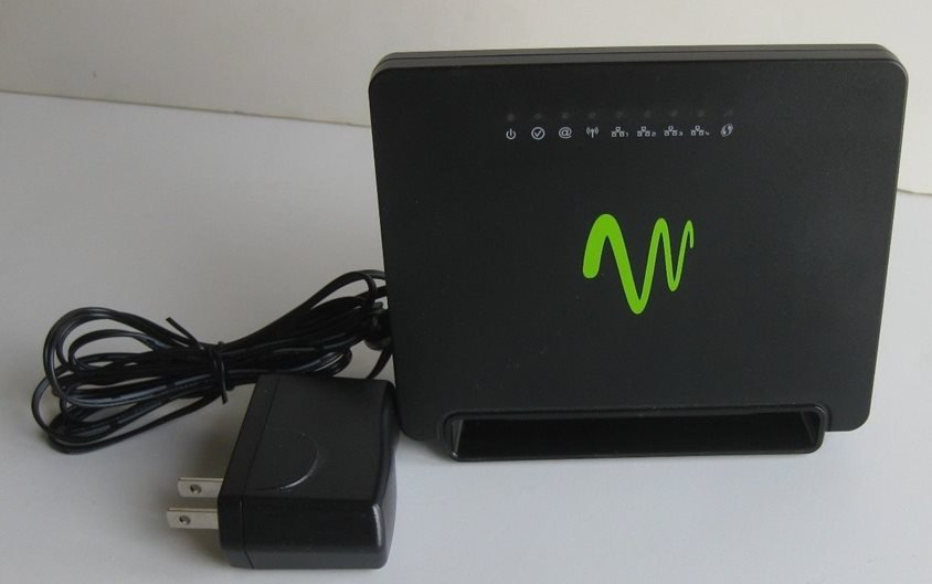 Picture of the Sagem 1704N modem